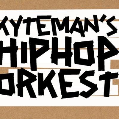 Kyteman's HipHop Orkest naar Down The Rabbit Hole